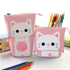 Box, pencilcase, pencilbag, cute