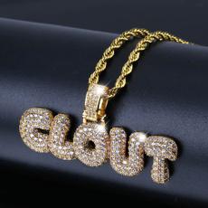 trendy necklace, pendentnecklace, Jewelry, Diamond Necklace