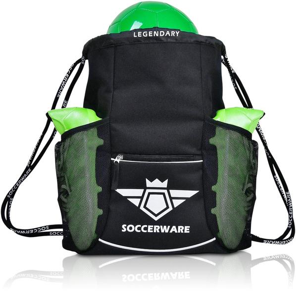 Soccer Bag Backpack Youth Kids