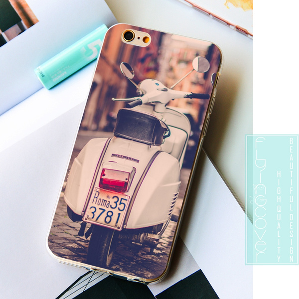 coque iphone 7 vespa