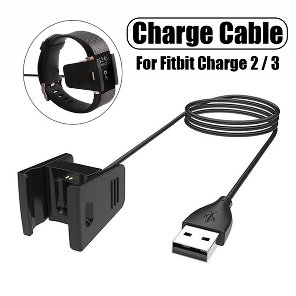 Replacement Charger USB Charging Cable Charger Cable Cord For Fitbit Charge  2 Fitbit Charge 3
