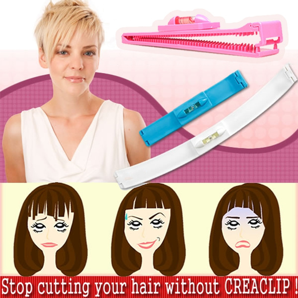 Image result for Original CreaClip Set – Professional Hair Cutting Tool