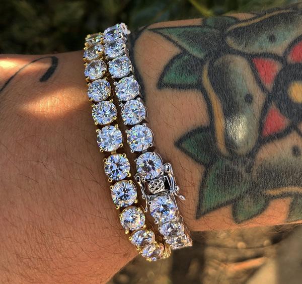 Bracelet, cuban, hip hop jewelry, Chain