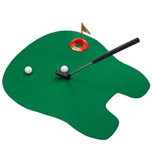 Potty Putter Toilet Putting Mat Golf