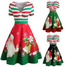 Mini, Christmas, women dresses, Dresses
