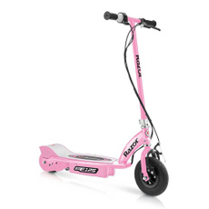pink, motorizedscooter, razorscooter, Scooter