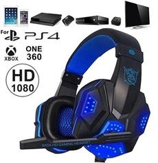 Headset, Microphone, Head Bands, gamingheadphone