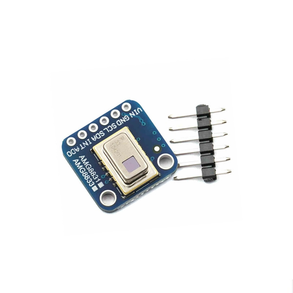 AMG8833 IR 8*8 Thermal Imager Array Temperature Sensor Module 8x8 Infrared  Camera Sensor For Raspberry Pi