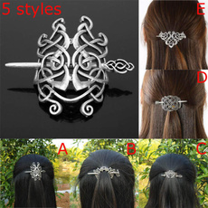 hairclippin, womensfashionampaccessorie, Jewelry, vikinghairpin
