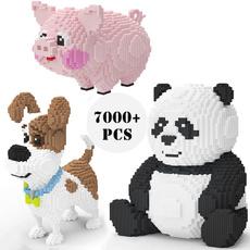 Mini, diamondblock, animalmodel, Pets