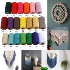artisanstring, Fashion, Cotton, diyrope