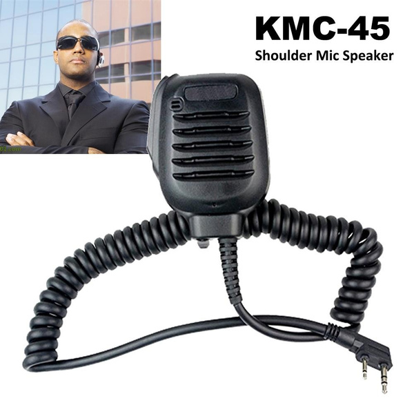 Speaker Mic For Kenwood TK3402 TK2312 TK3312 NX220 NX320 NX240 As KMC-45 220