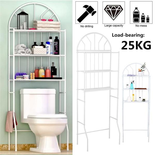 Bathroom, Towels, Home Organization, Shelf