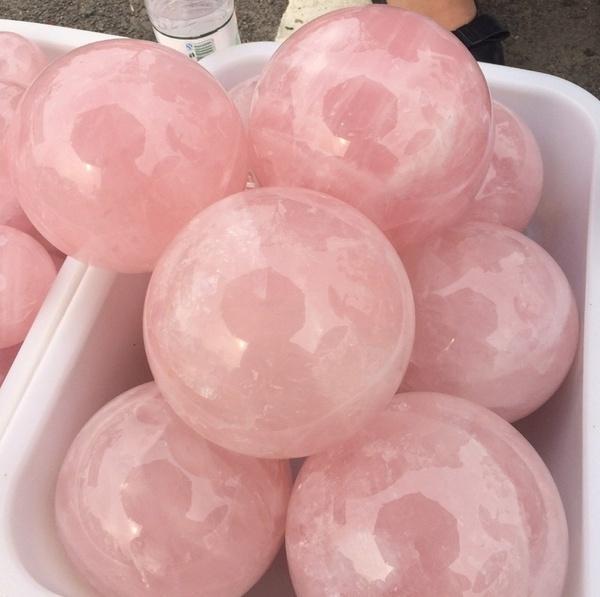 pink, quartz, Natural, Rose