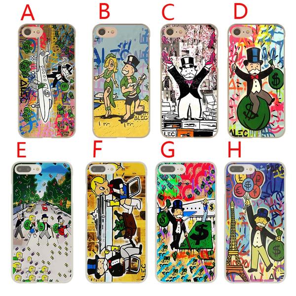 coque iphone 7 monopoly