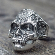 Goth, Stainless Steel, Men, vintage jewelry
