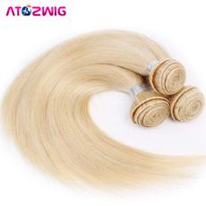 humanhairbundle, brazilianvirginhumanhairweft, Hair Extensions, 81012141618202224262830inch