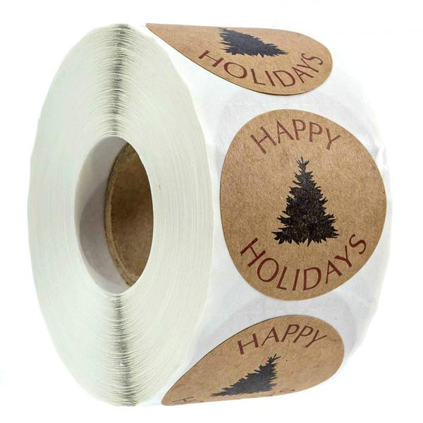 christmaslabel, christmaspresent, Envelopes, Stickers