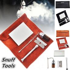 Beauty New Snuff Scoop Shovel Key Ring Ibiza Spoon Keychain