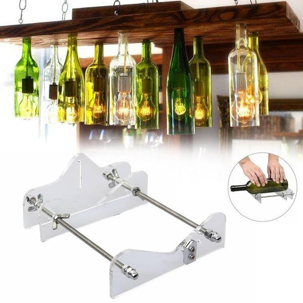 Professional Glass Bottle Cutter Tool for Wine Beer Drinking ...
