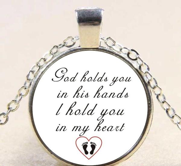 Miscarriage Necklace,Stillborn Jewelry