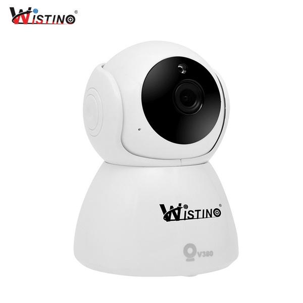 Wireless IP Camera Security Indoor HD 1080P CCTV Home Smart WIFI Baby Monitor