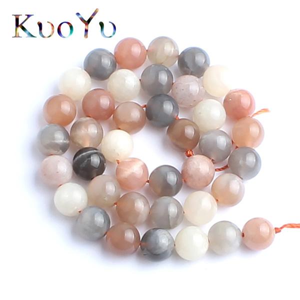 beadsforjewelrymaking, fashionjewelrybead, diybracelet, sunstone