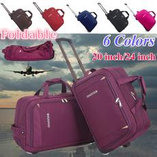 Outdoor, luggageampbag, Luggage, Metal