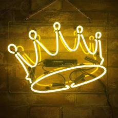 Decor, ledneonsigncrown, Club, lights
