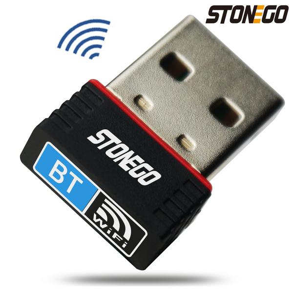 Mini Fast Wi-Fi Wireless-N Network USB Adapter w//Gain Antenna for Laptop Desktop