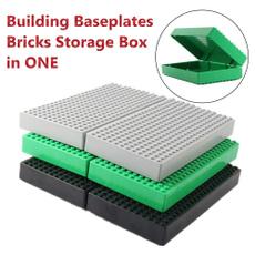 Box, buildingblocksbase, Children's Toys, Storage