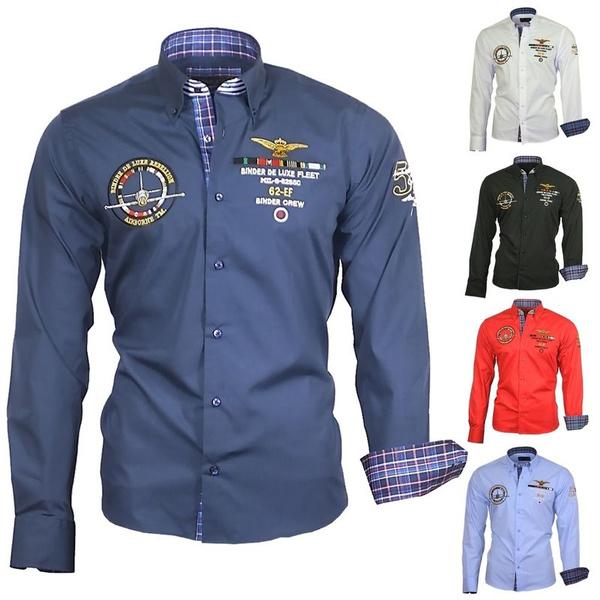 Fashion, suitshirt, Shirt, Long Sleeve