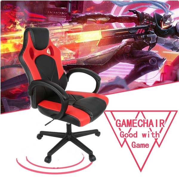 Prime Ergonomic Reclining Swivel Gaming Chair Large Size Pvc Leather Executive Office Chair Fr Pdpeps Interior Chair Design Pdpepsorg