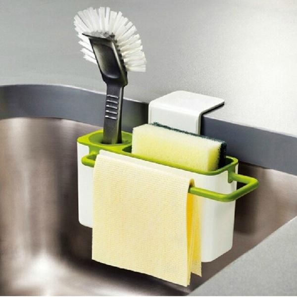 brushrack, storagerack, Kitchen & Dining, drain