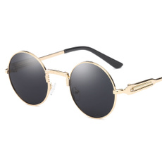 retro sunglasses, occhialidasolerotondi, rundasolglasögon, Jewelry
