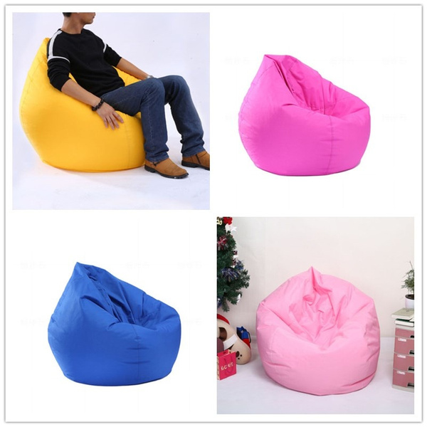 Pictures On Beanless Bean Bag Chair Onthecornerstone