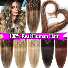 clip in hair extensions, Hair Extensions, tapeinhumanhairextension, clipinhumanhairextension