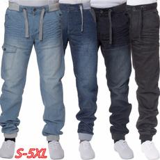 men's jeans, lowwaist, Fashion, Casual pants