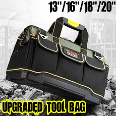 Heavy, toolsbag, Canvas, electriciantoolbag