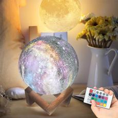 decoration, Night Light, moonlamp, Gifts