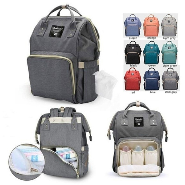 8c7e4d5e0e58 Multi-Function Waterproof Travel Backpack Diaper Bag Nappy Bags for Baby  Care Large Capacity Stylish and Durable MOM Baby Care