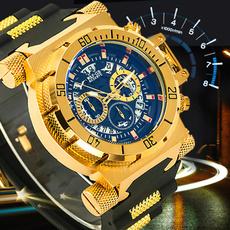 Box, Fashion, chronographwatch, Waterproof