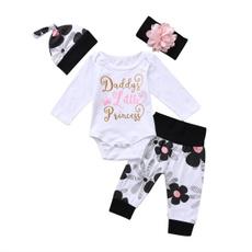 Baby, babyhatscap, babyromperjumpsuit, floralpantsoutfit