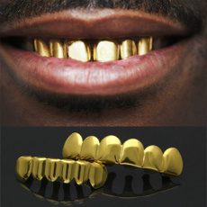 goldplated, goldteeth, teethcap, Fashion