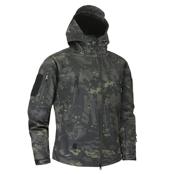 Shark, Outdoor, Fleece, Hiking
