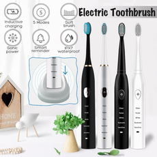 Rechargeable, toothbrushhead, Waterproof, electrictoothbrush