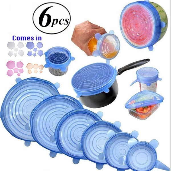 Kitchen & Dining, Silicone, Pot, Cover