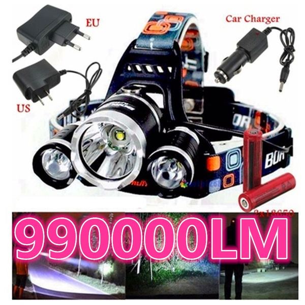 charger, led, Outdoor Sports, Head Lamp