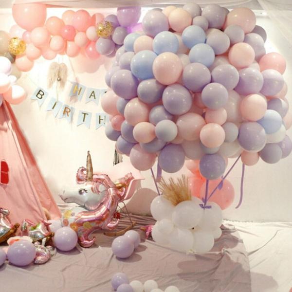 Thicken, latex, Home Decor, birthdayballoon