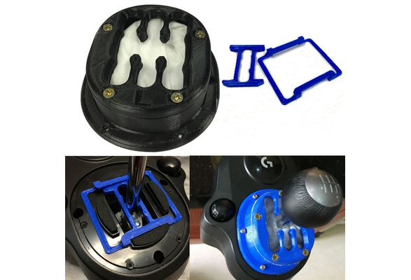 For Logitech G27 G29 G25 Gear Shifter Gearshift Adapter Racing Game Modification